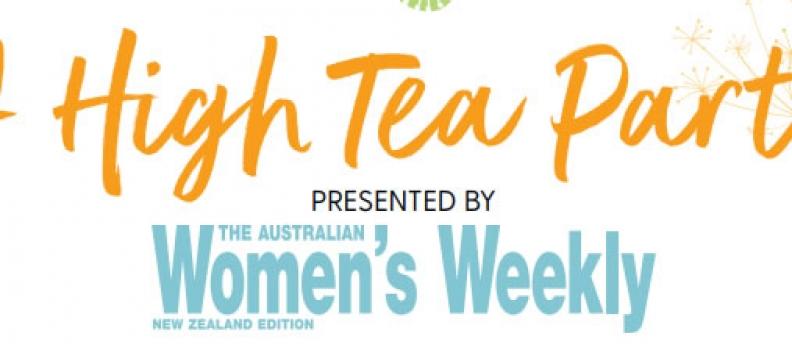 Hello New Zealand! Fancy a glitzy high tea?