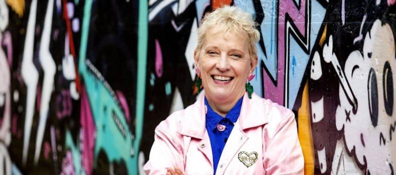 Grief, illness, loss – how an award-winning writer got through it all